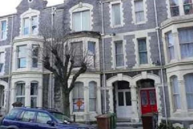 Thumbnail Flat to rent in Sutherland Road, Plymouth