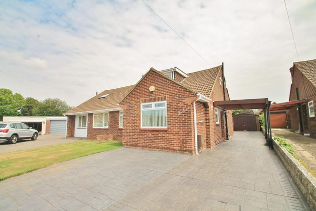 Thumbnail Semi-detached bungalow for sale in Fairview Road, Istead Rise, Gravesend