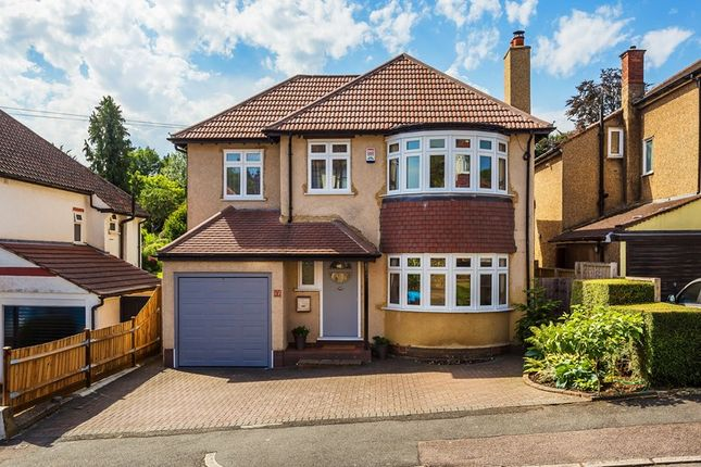 Thumbnail Detached house for sale in The Vale, Coulsdon