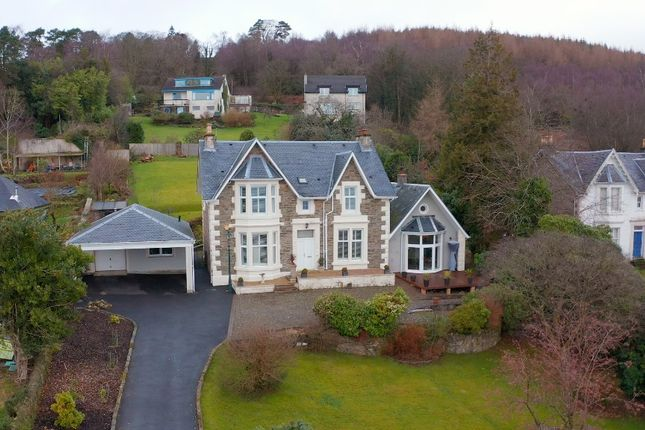 Thumbnail Detached house for sale in Argyll Road, Kilcreggan, Argyll & Bute