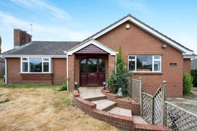 Thumbnail Detached bungalow for sale in South Road, Corfe Mullen, Wimborne