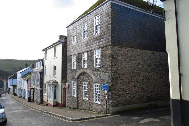 Thumbnail Flat for sale in Back Street, Modbury, Ivybridge
