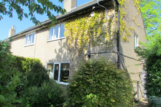 Thumbnail Semi-detached house for sale in Clifford Moor Road, Boston Spa, Wetherby