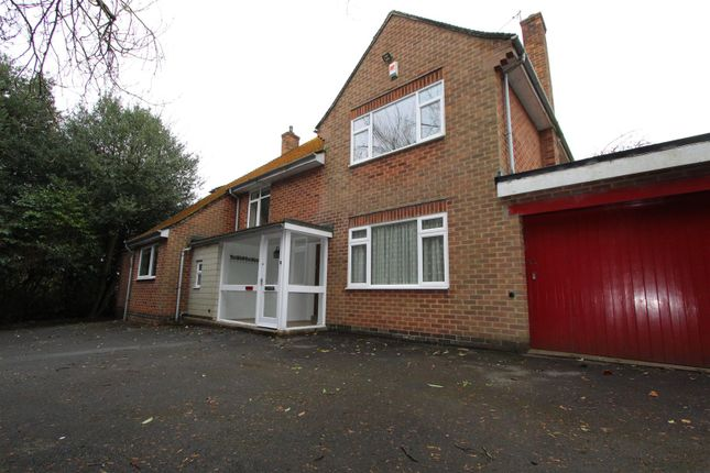 Thumbnail Detached house to rent in Makeney Road, Holbrook, Belper