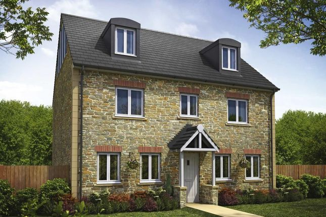 """Thumbnail Detached house for sale in """"Plot 186 - The Kennilworth"""" at Tresawls Road, Truro"""
