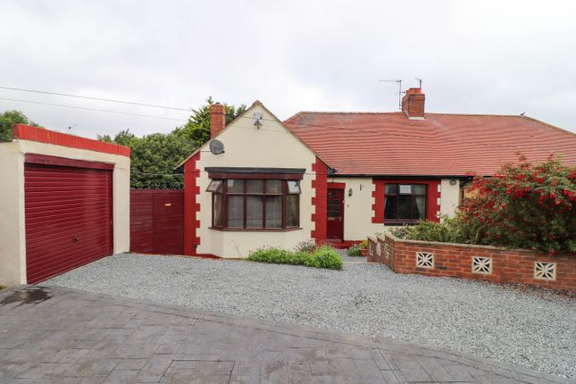 Thumbnail Semi-detached bungalow for sale in Wyvern Square, Sunderland