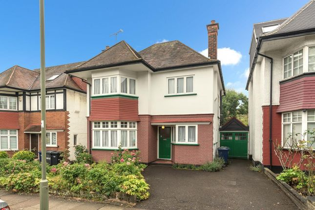 Thumbnail Property for sale in Haslemere Avenue, Hendon