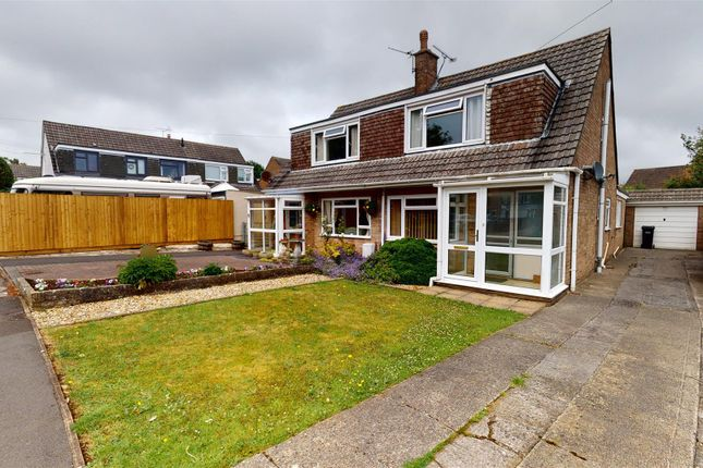Thumbnail Semi-detached house for sale in Waterside Way, Radstock