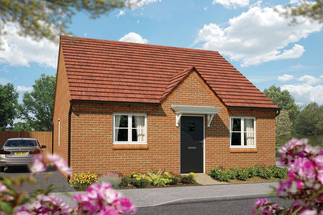 "Thumbnail Bungalow for sale in ""The Walton"" at Mandale Close, Bishops Itchington, Southam"