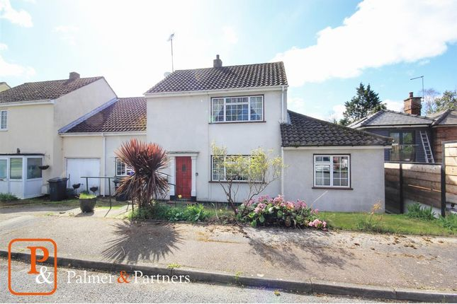 Thumbnail Property for sale in Pentlow Drive, Cavendish, Sudbury