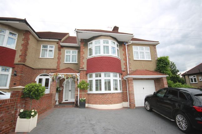 Thumbnail Semi-detached house for sale in Lakenheath, Southgate, London