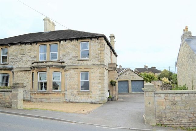 4 bed semi-detached house for sale in Frome Road, Writhlington, Radstock