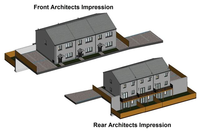 Thumbnail Terraced house for sale in Gelynos Avenue, Argoed, Blackwood