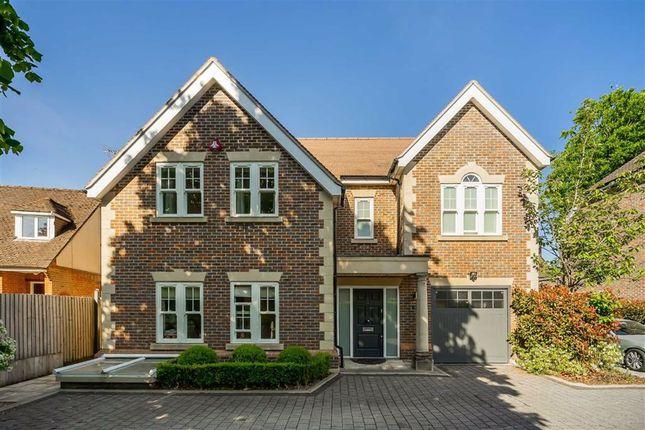 Thumbnail Detached house to rent in Spencer Close, Radlett, Hertfordshire