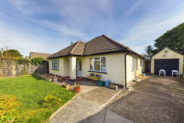 Thumbnail Bungalow for sale in Bank Crescent, Gilwern, Abergavenny, Monmouthshire