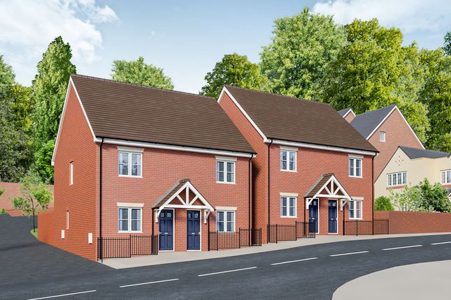 Thumbnail Semi-detached house for sale in Broadwaters Drive, Kidderminster