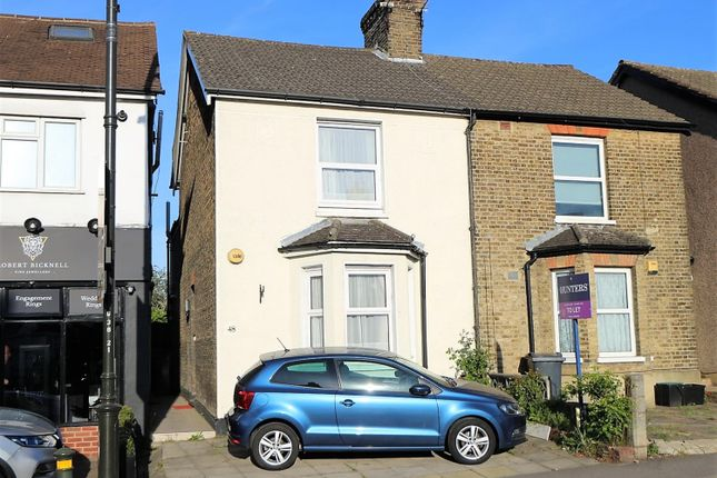 Thumbnail Semi-detached house to rent in Green Lane, Chislehurst