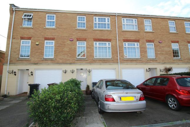 Thumbnail Terraced house for sale in Allens Mead, Gravesend, Kent
