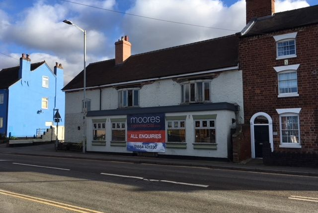 Thumbnail Land for sale in High Street, Measham, Swadlincote