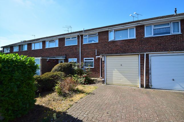 Thumbnail Terraced house for sale in Beaulieu Gardens, Blackwater, Camberley