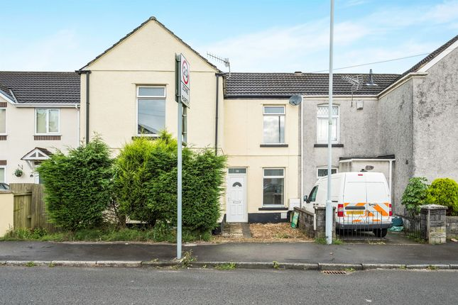 Thumbnail Semi-detached house for sale in Caemawr Road, Morriston, Swansea