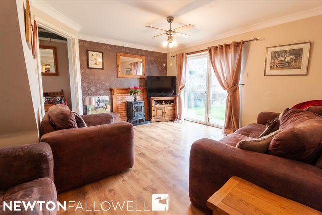 Sitting Room of Tuxford Road, East Markham, Newark NG22
