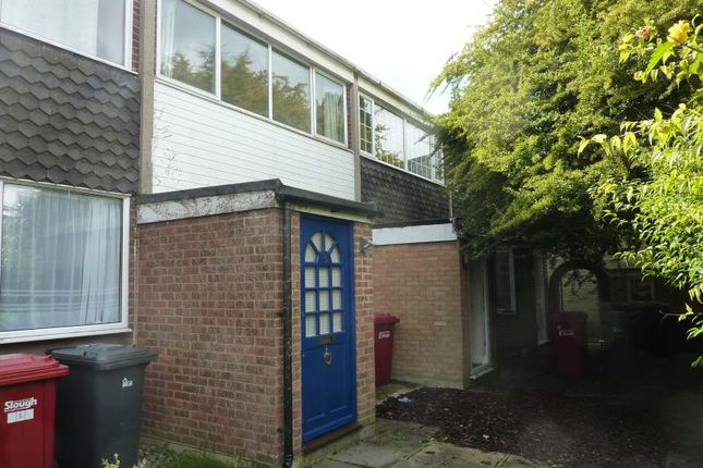 Thumbnail Terraced house to rent in Patricia Close, Burnham, Slough