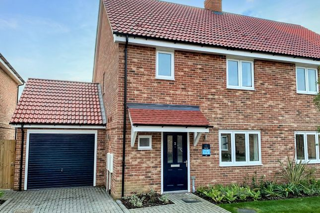 Thumbnail Semi-detached house for sale in Semi Detached Home, Hardwick, Cambridge