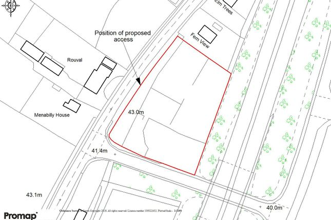 Thumbnail Land for sale in Turnpike Close, Ardleigh, Colchester
