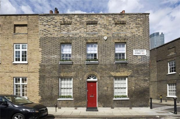 Thumbnail Terraced house to rent in Whittlesey Street, Lambeth