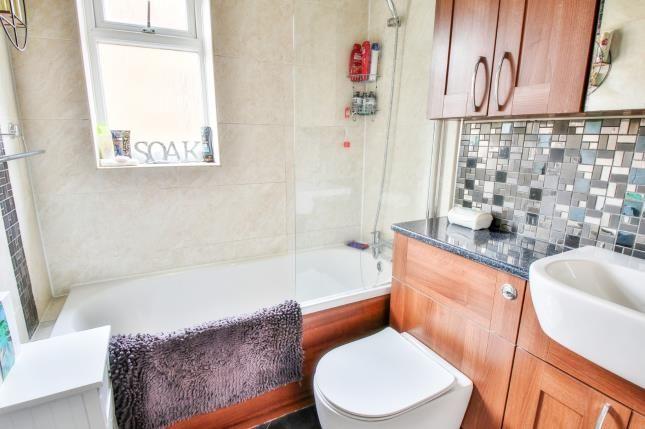Bathroom of Bamburgh Drive, Burnley, Lancashire BB12