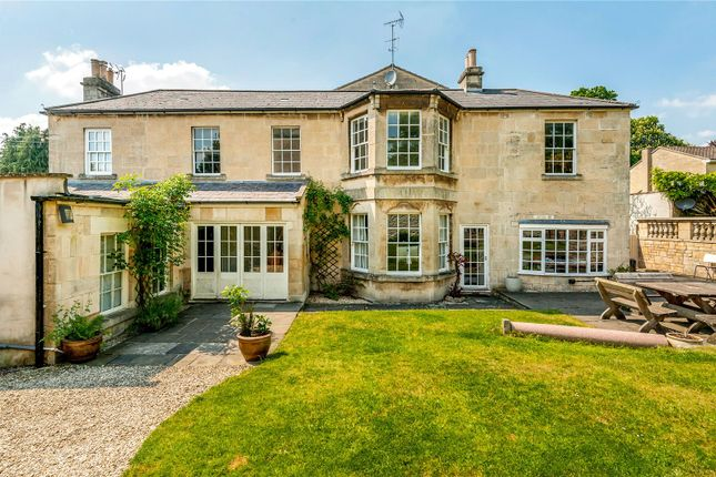Thumbnail Detached house for sale in Weston Road, Bath