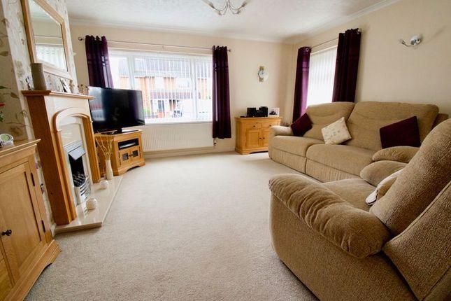 Living Room of Farleigh Road, Pershore WR10