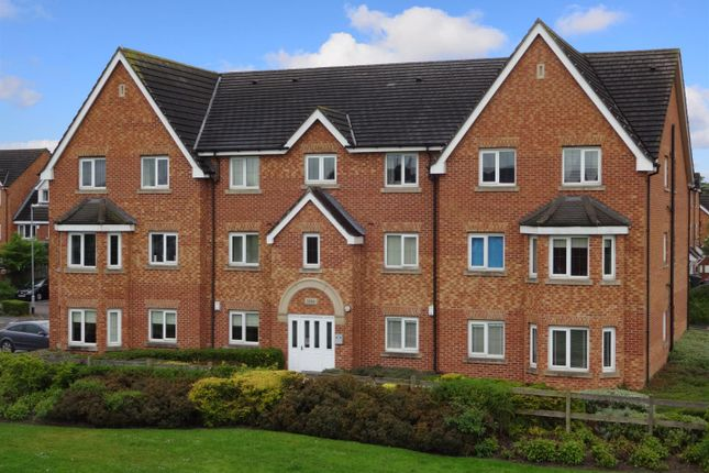 Thumbnail Flat to rent in Pavilion Gardens, Farsley, Pudsey