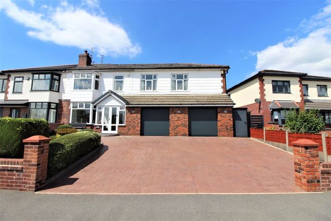 Thumbnail Semi-detached house for sale in Bolton Road, Bury