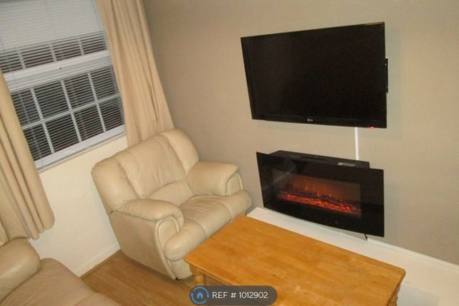 Living Room of Princes Road, Middlesbrough TS1