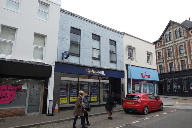 Thumbnail Retail premises to let in Victoria Street, Merthyr Tydfil