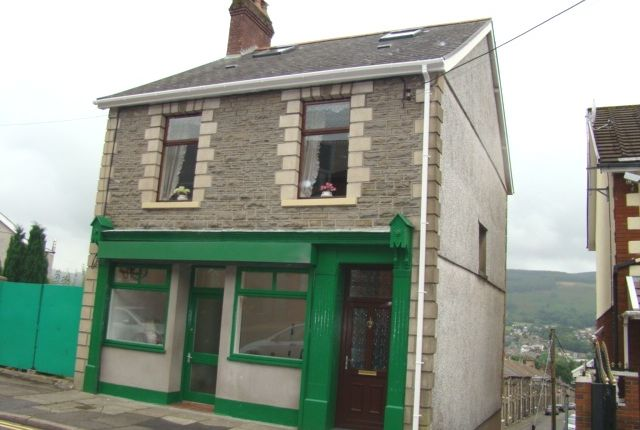 Thumbnail Detached house to rent in Brynheulog Terrace, Aberdare