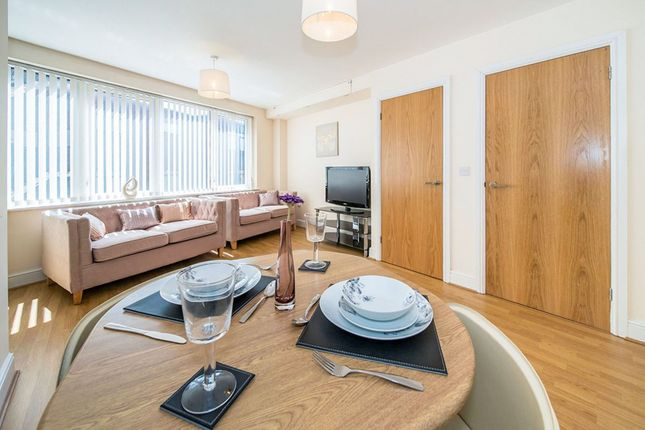 2 bed flat to rent in Rexmore House, Cotham Street, St. Helens, Merseyside WA10