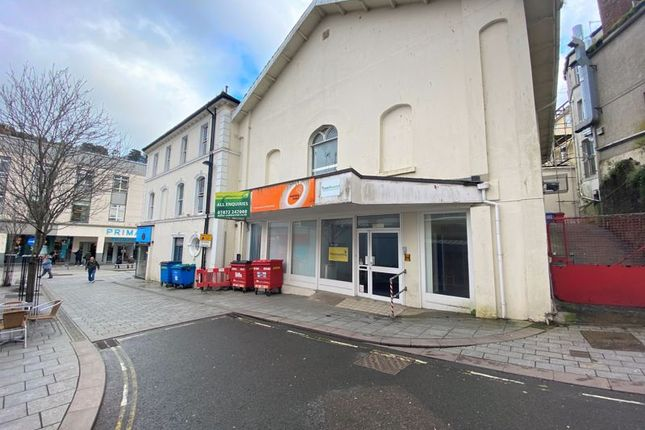 Thumbnail Retail premises to let in Higher Union Lane, Torquay