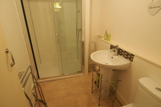 Shower Room of Crown Street, Basement Right AB11