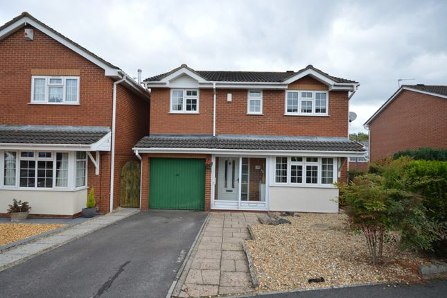 Thumbnail Detached house for sale in Roy King Gardens, Warmley