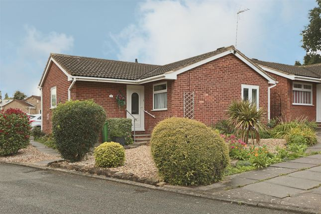 Thumbnail Detached bungalow for sale in Wollaton Paddocks, Wollaton, Nottingham