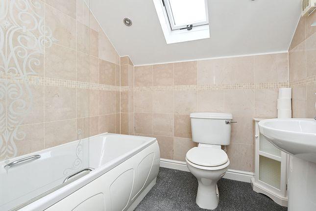 Bathroom Wc of Horninglow Croft, Burton-On-Trent, Staffordshire DE13