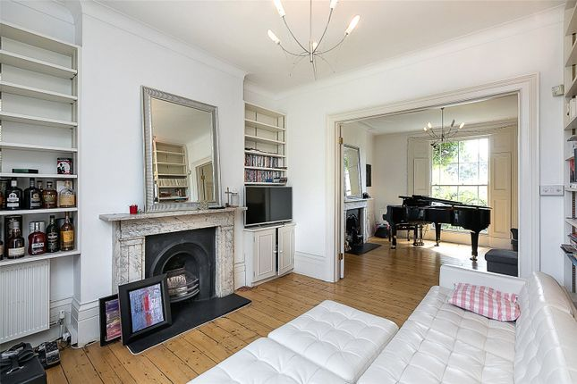 Thumbnail Terraced house to rent in Rochester Road, Camden
