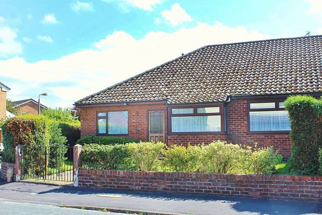 Thumbnail Semi-detached bungalow for sale in Cousins Lane, Rufford, Ormskirk