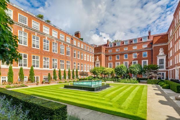 Thumbnail Flat for sale in Academy Gardens, Duchess Of Bedford Walk, Kensington, London