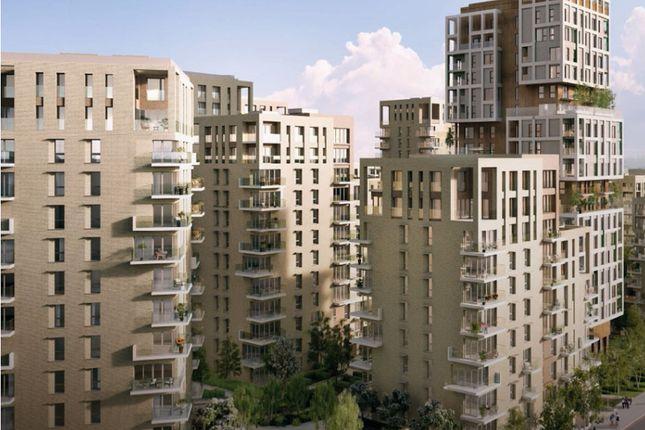 Thumbnail Flat to rent in Park Terrace, Kidbrooke