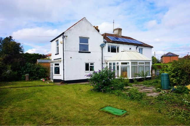 Thumbnail End terrace house for sale in Wansford, Driffield
