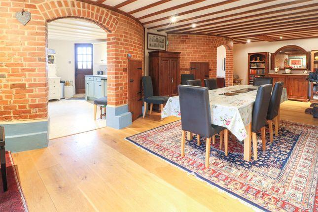 Dining Room of The Street, Ickham, Canterbury Kent, Kent CT3